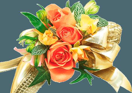 Как правильно составить букет цветов