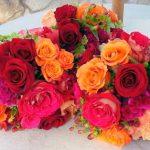 выбрать живые цветы