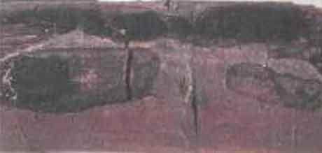Нуммуляриевый некроз дуба
