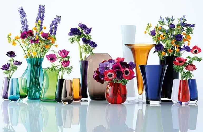 Вазы и другие ёмкости для цветов