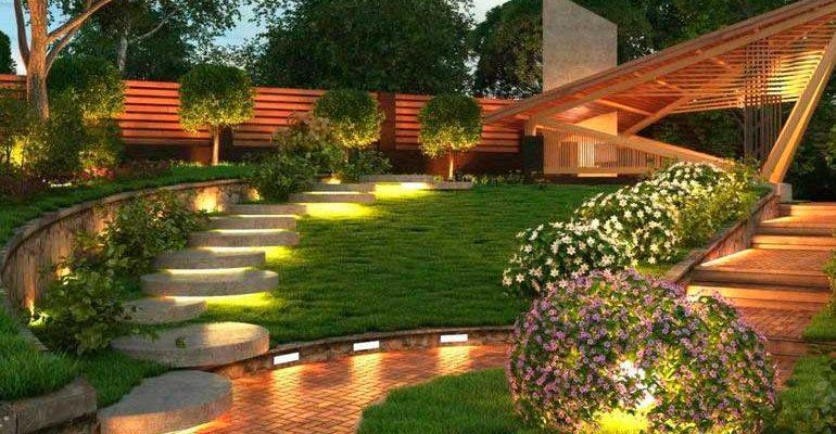 Отличие дизайна интерьеров и ландшафтного дизайна